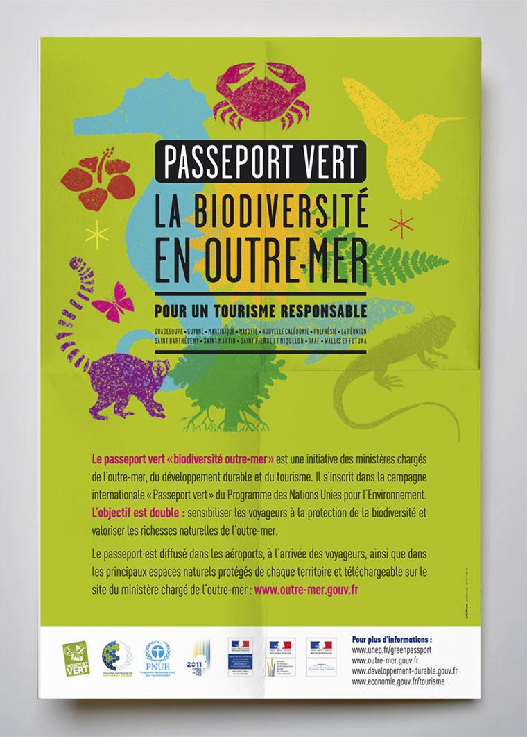Passeport Bio affiche