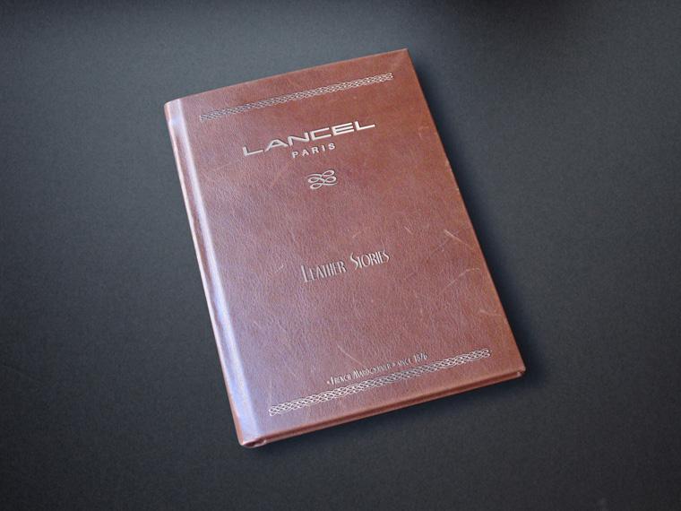 Histoires du Cuir hardcover