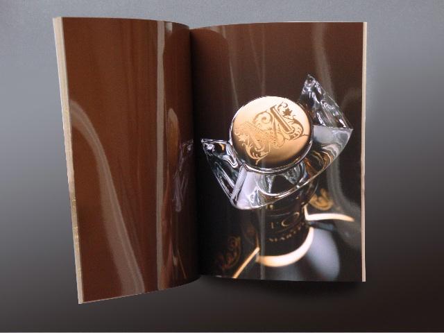 Martell presskit L'Or