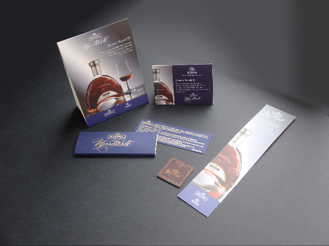 Martell Tent Card 1