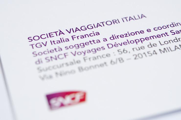 SNCF Carte de Voeux 2014