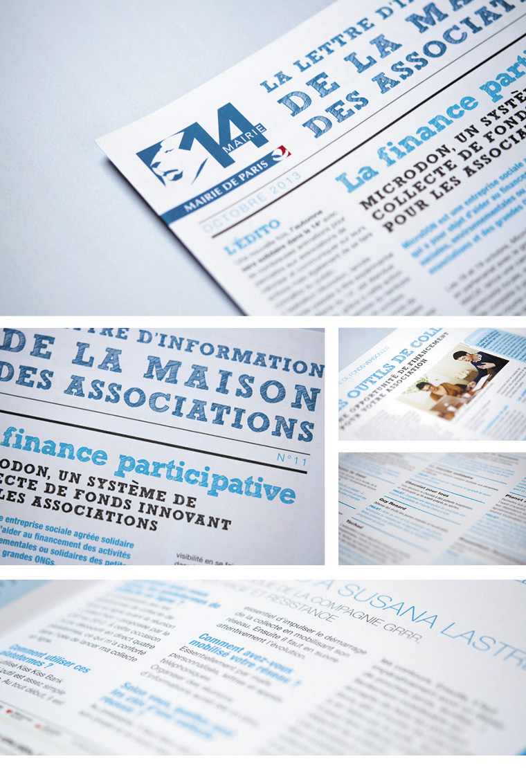 Maison des associations newsletter