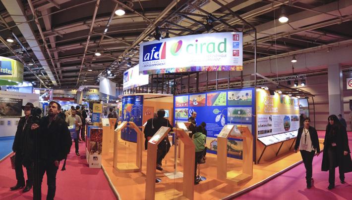 AFD Cirad Salon agriculture 2015-01