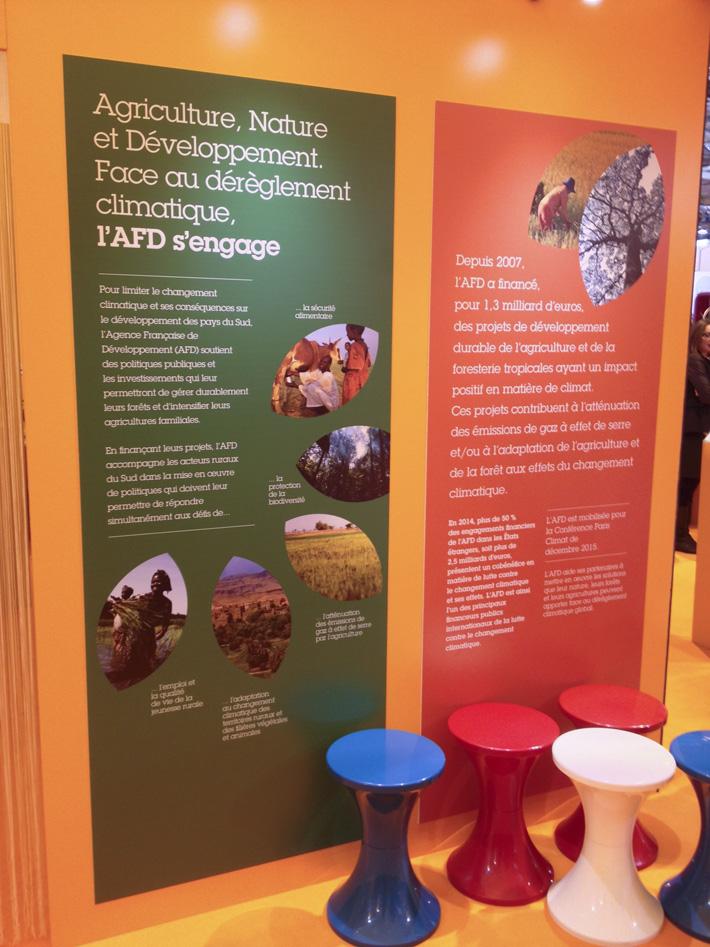 AFD Cirad Salon agriculture 2015-07