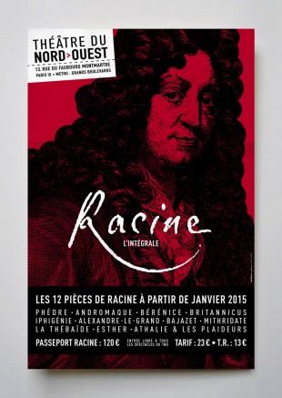 TNO AFFICHE 40x60 Intégrale Racine 2015