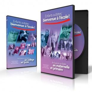 ENFANTS AUTISTE DVD jaq-Matern+Primaire